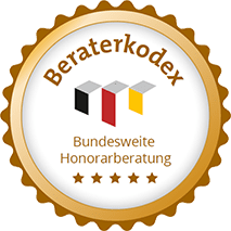 Honorarberatung Hannover ist Mitglied des Beraterkodex